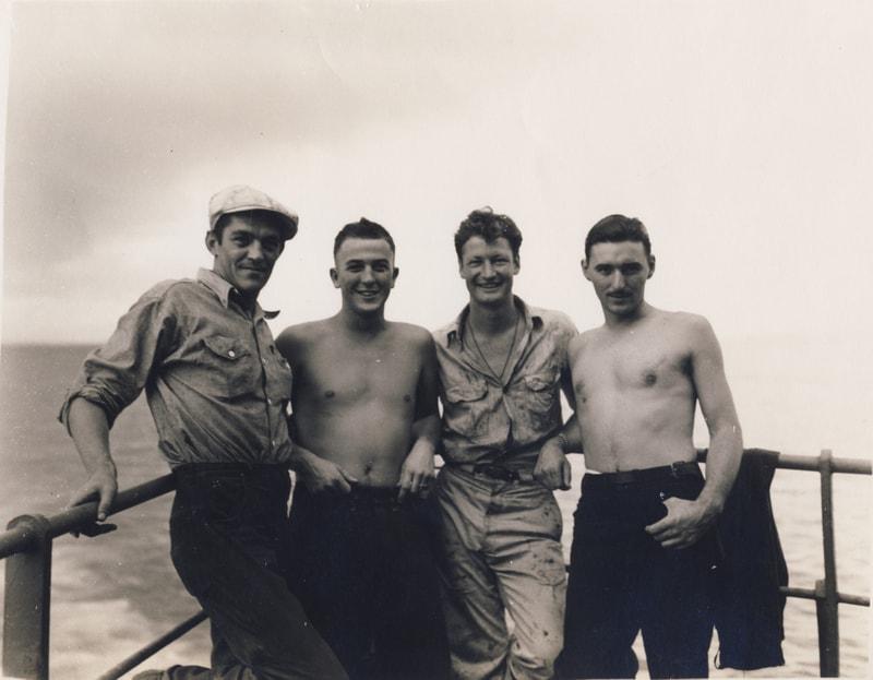 Paul Wright Joins the Rebuild Effort in Pearl Harbor, HI