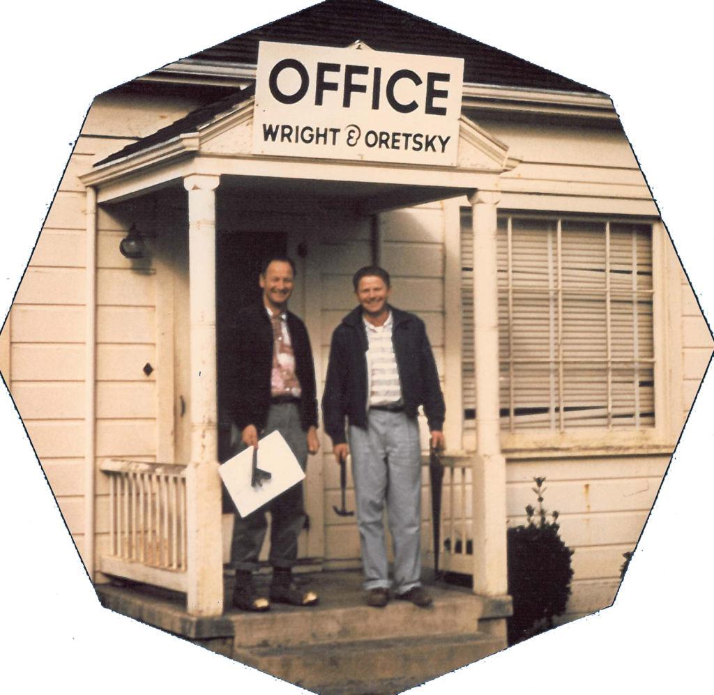 Paul V. Wright & Ben Oretsky Join Forces